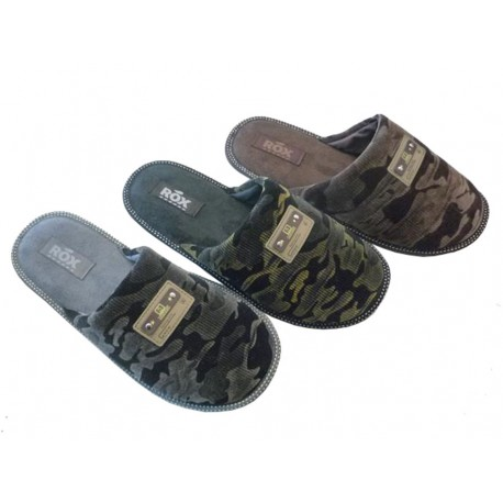 Papuci de casa ROX Geo