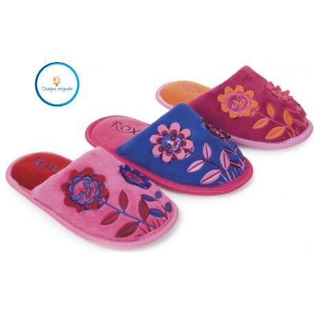 Papuci de casa ROX Fondente