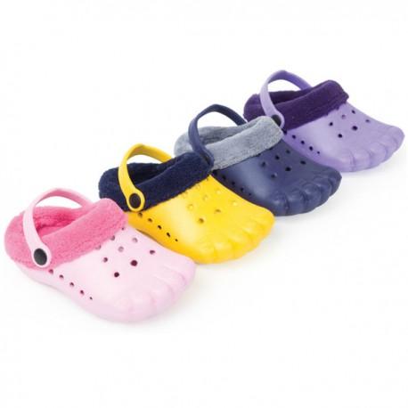 Papuci de casa ROX Mezzettino, stil crocs pentru copii