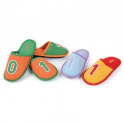 Papuci de casa ROX Pistacchio