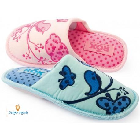 Papuci de casa ROX Tiffany-Rimini