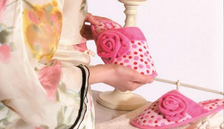 papuci de casa pentru femei